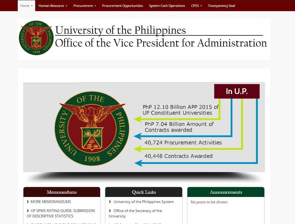 OVPA website