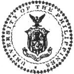 UP Seal before 1913
