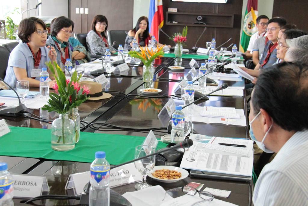 Taiwan Academic Delegation Visits UP