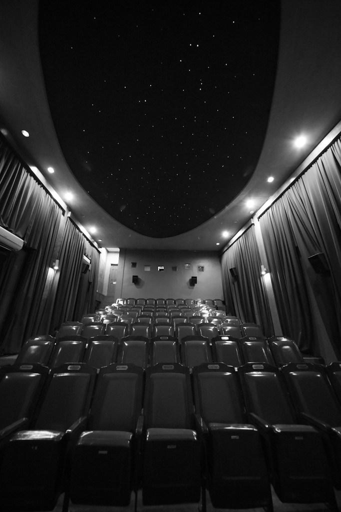 The 77-seater Cinema Exmundo (Photo by Misael Bacani, UP MPRO)