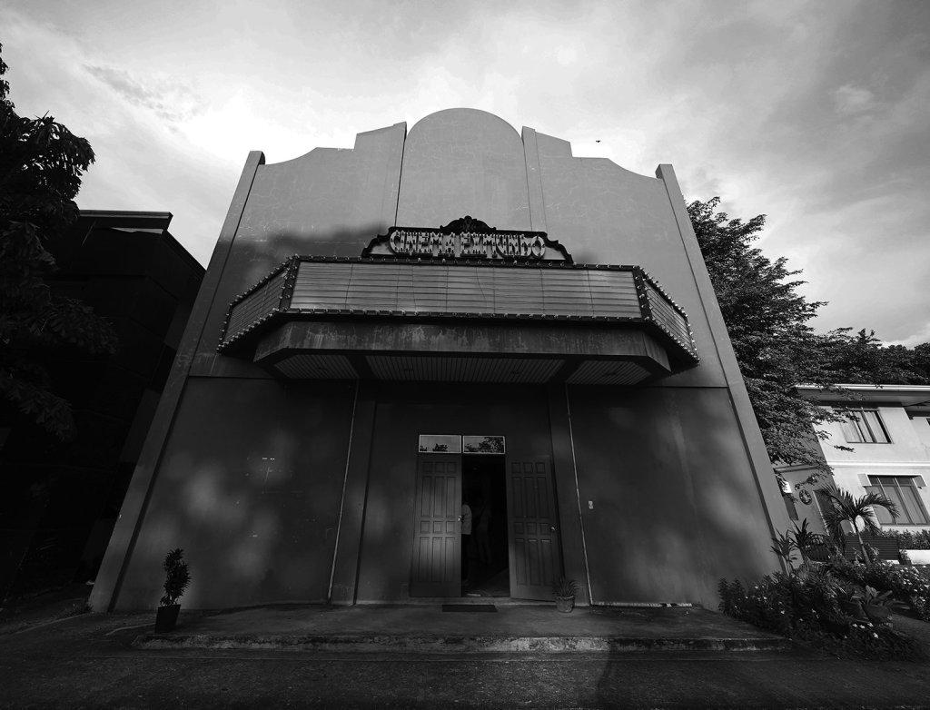 UP Visayas - Iloilo campus Cinematheque