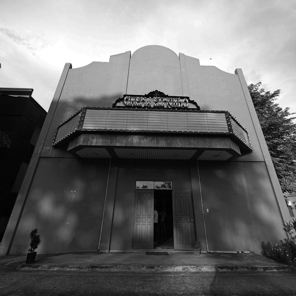 Cinematheque (Photo by Misael Bacani, UP MPRO)