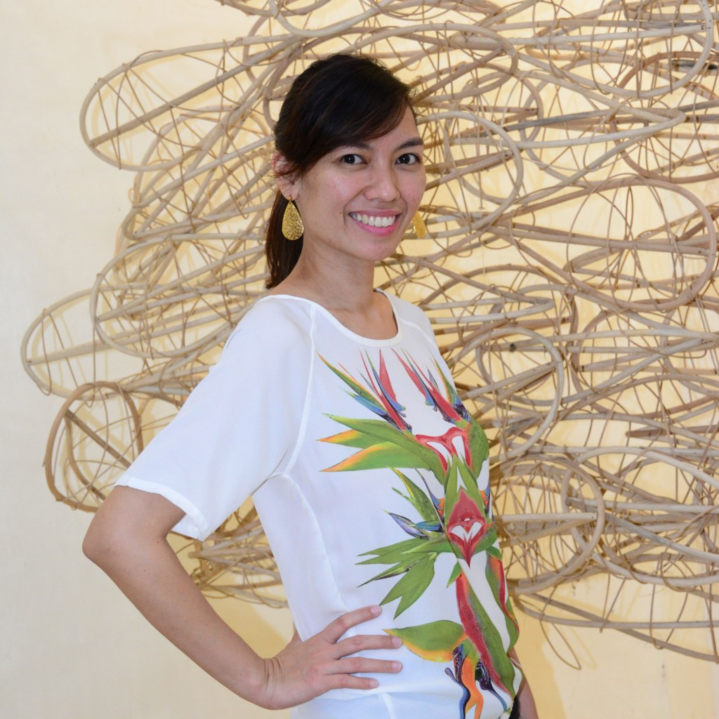 Prof. Maureen Anne Araneta College of Architecture UP Diliman