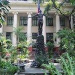 CAS Oblation, UP Manila