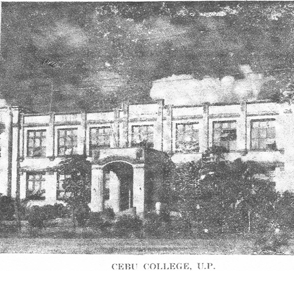 UP Cebu college
