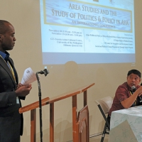 Int'l Conference on Area Studies and the Study of Politics in Asia held in UPD