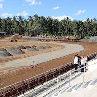 Davao City Mayor Sara Duterte-Carpio inaugurates Training Gym, inspects Sports Complex