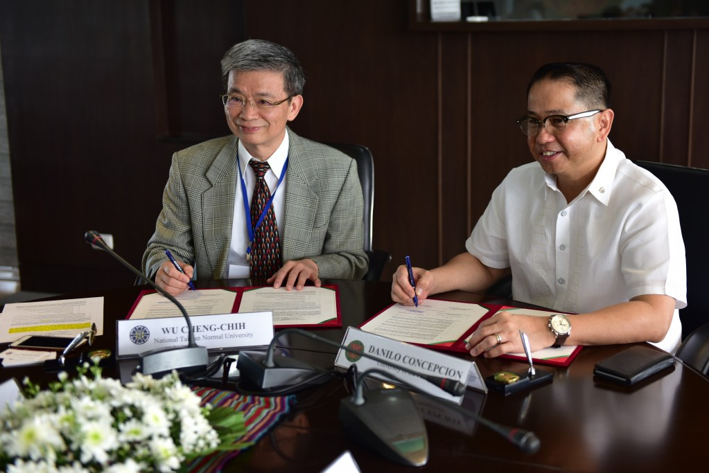 UP, Taiwanese universities' faculty meet for academic cooperation