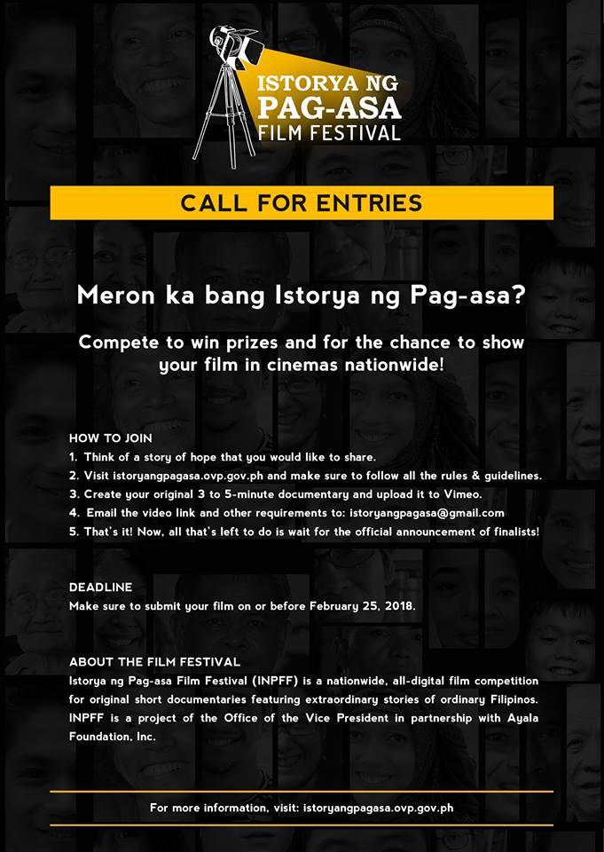 Istorya ng Pag-asa Film Festival