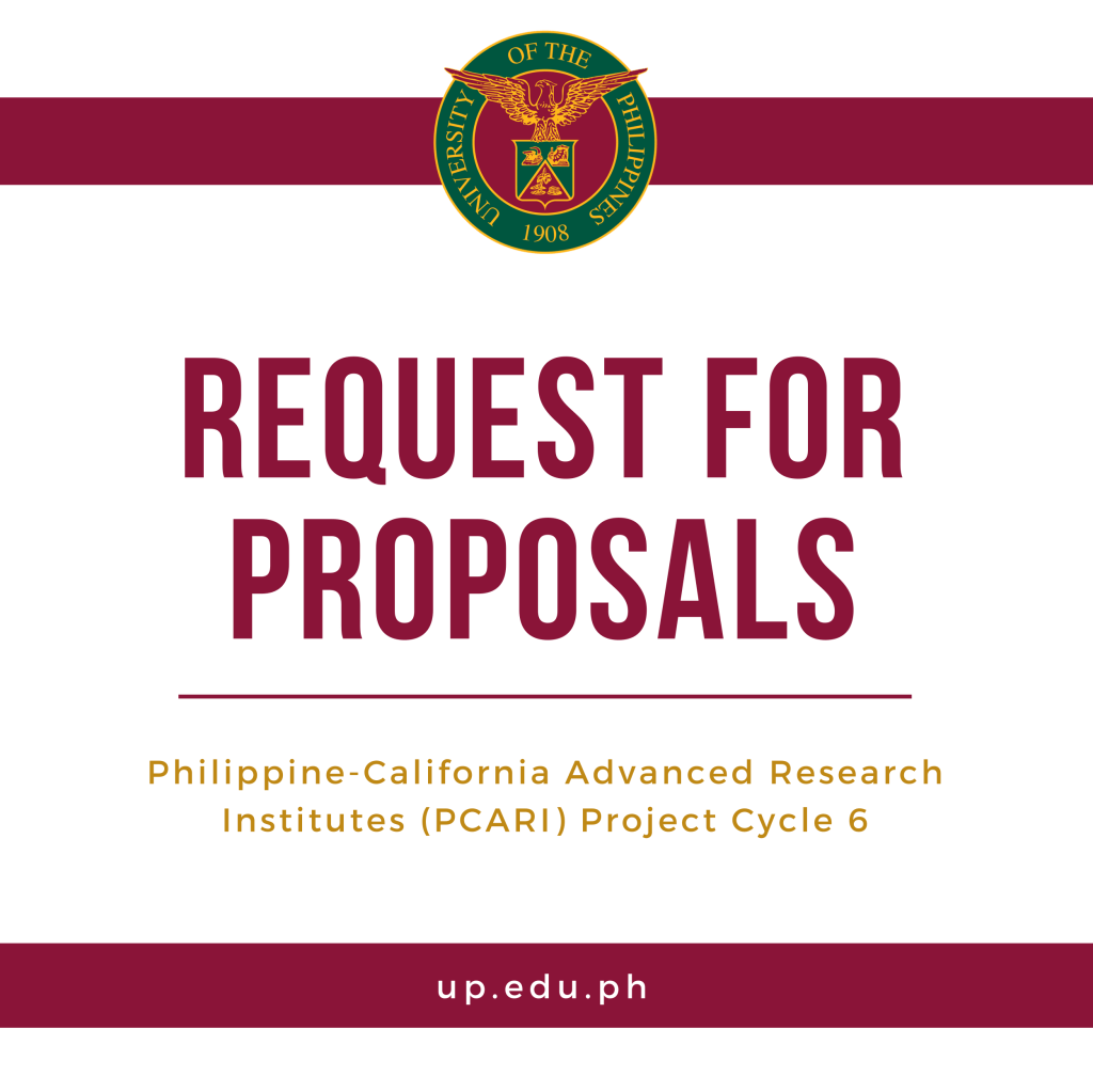 PCARI Project Cycle 6 Request for Proposals (RFP) Now Open