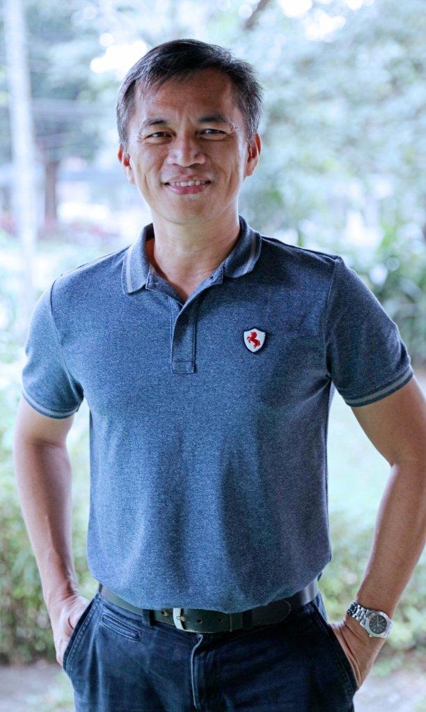 Prof. Junie B. Billones (Photo by Misael Bacani, UP MPRO)