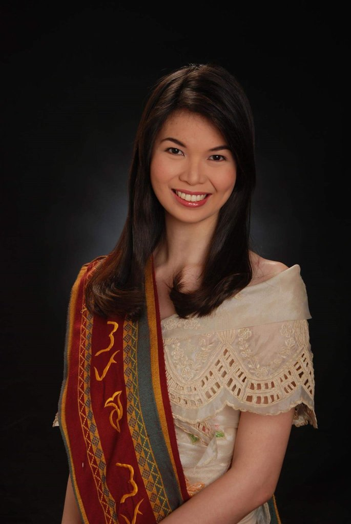 Jerelleen Rodriguez graduated BS Business Administration and Accountancy, cum laude. (Photo by Jerelleen Rodriguez)