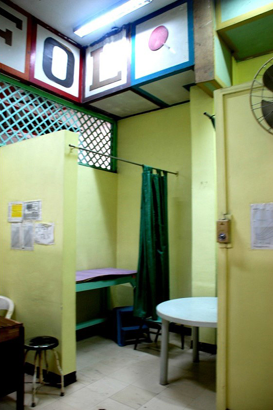 A doctors' outpatient clinic for adolescents in the Philippine Children's Medical Center as improved by ID 179 students