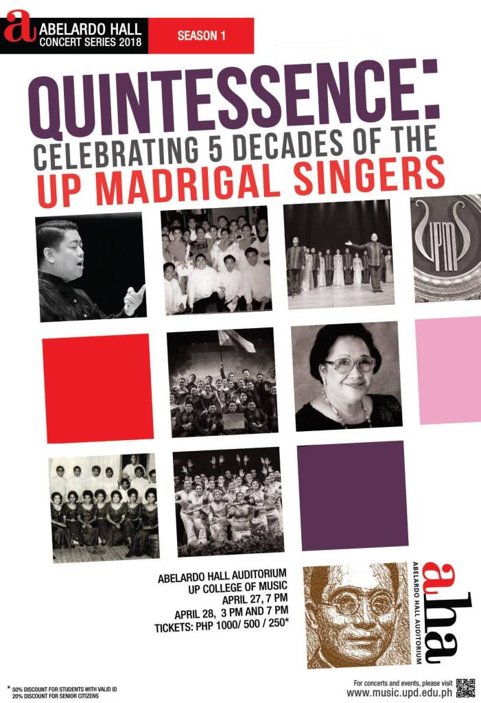 UP Madrigal Singers