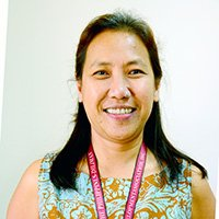 Lenore Polotan-De la Cruz: Director, Office of Extension Coordination Associate Professor, Department of Community Development, College of Social Work and Community Development UP Diliman