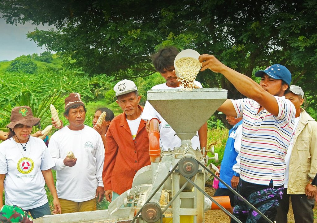 Photo courtesy of Augustus Franco Jamias, FSTP Development Communicator