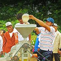 Photo courtesy of Augustus Franco Jamias, FSTP Development Communicator