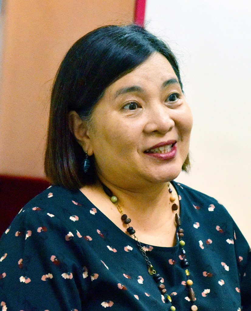Dr. Grace H. Aguiling-Dalisay Professor, Department of Psychology Former Director, UP Diliman Ugnayan ng Pahinungod Former Director, UP System Ugnayan ng Pahinungod