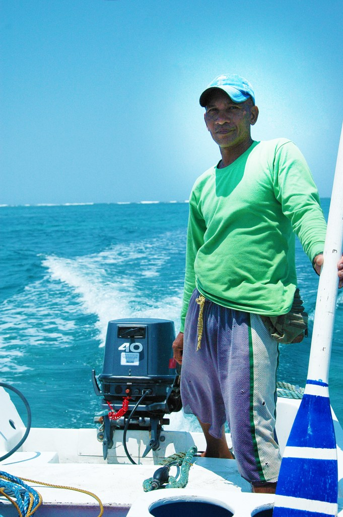 Alfonso Rubio Jr. (Photo by Bong Arboleda, UP MPRO)