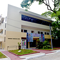The newly-inaugurated Technology Innovation Center of UP Cebu. Photo by Bong Arboleda, UP MPRO.