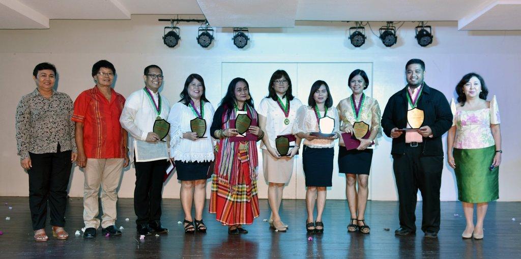 The Centennial Gawad Chancellor Awardees