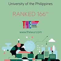 UP climbs to No. 166 among emerging economies' top universities