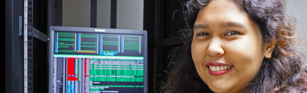 This bioinformatician is teaching Filipinas to code