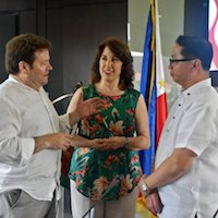 Spanish university firms up ties with UP for law education (Photo by Bong Arboleda, UP MPRO)