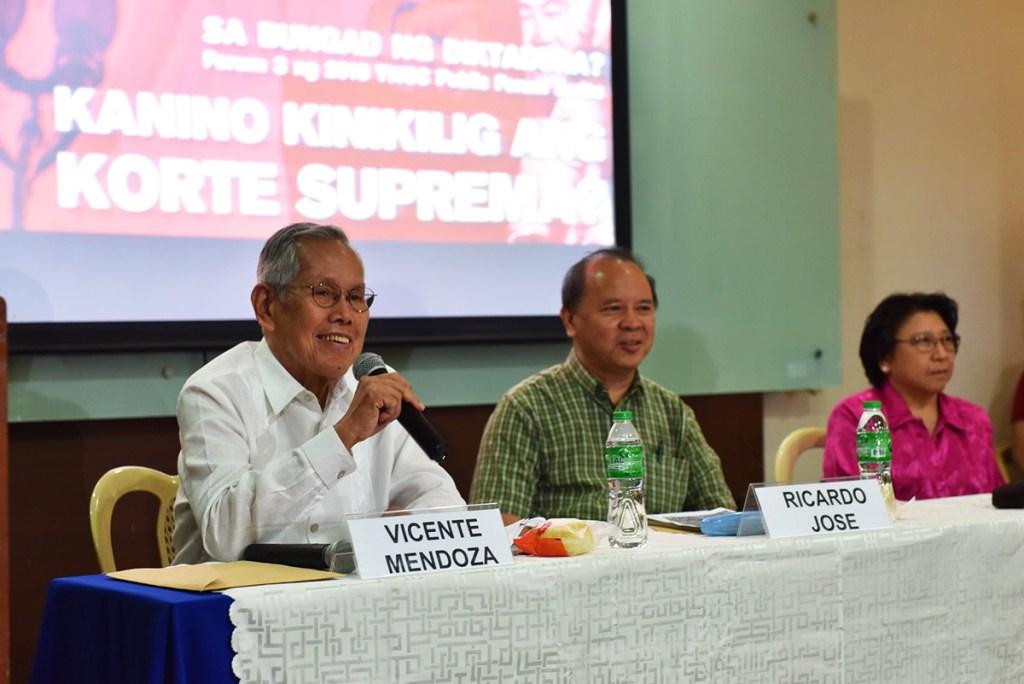 (Photo by Bong Arboleda, UP MPRO)
