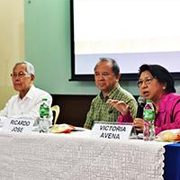 """Kanino Kinikilig ang Korte Suprema?"" (Photo by Bong Arboleda, UP MPRO)"