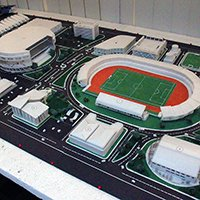 World-class Sports Facilities in UP