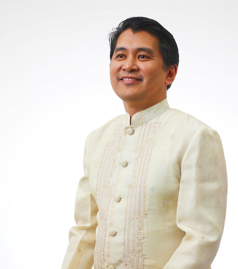 Philip Ian P. Padilla, MD, PhD Professor of Microbiology Former UP Faculty Regent UP Visayas