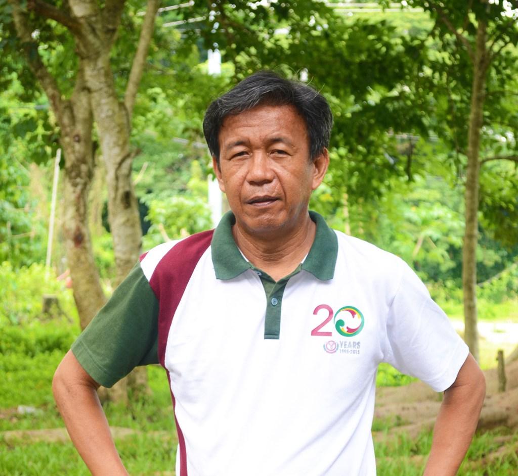 Erwin E. Protacio Chair, Department of Human Kinetics UP Mindanao