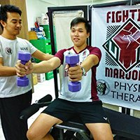 A Free Clinic for UP Athletes