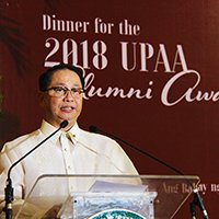 UP honors 'living proof' of its excellence