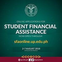 Student Financial Assistance (SFA) Online