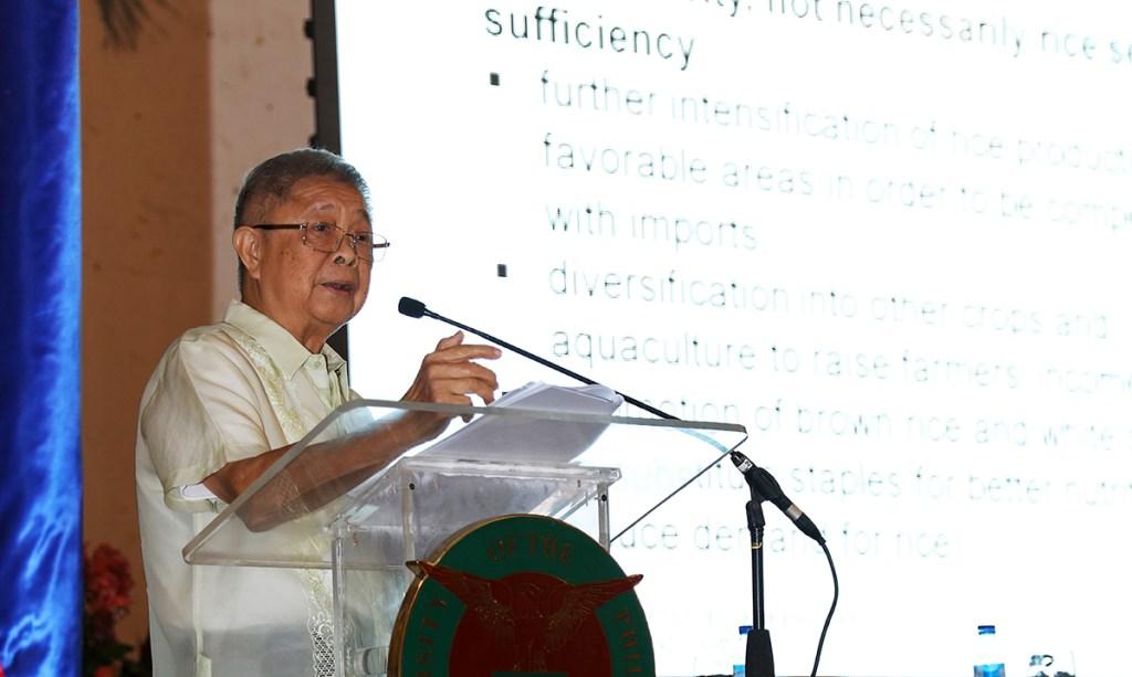 Dr. Ruben Villareal, 2018 UPAA Most Distinguished Alumnus (Photo by Misael Bacani, UP MPRO)