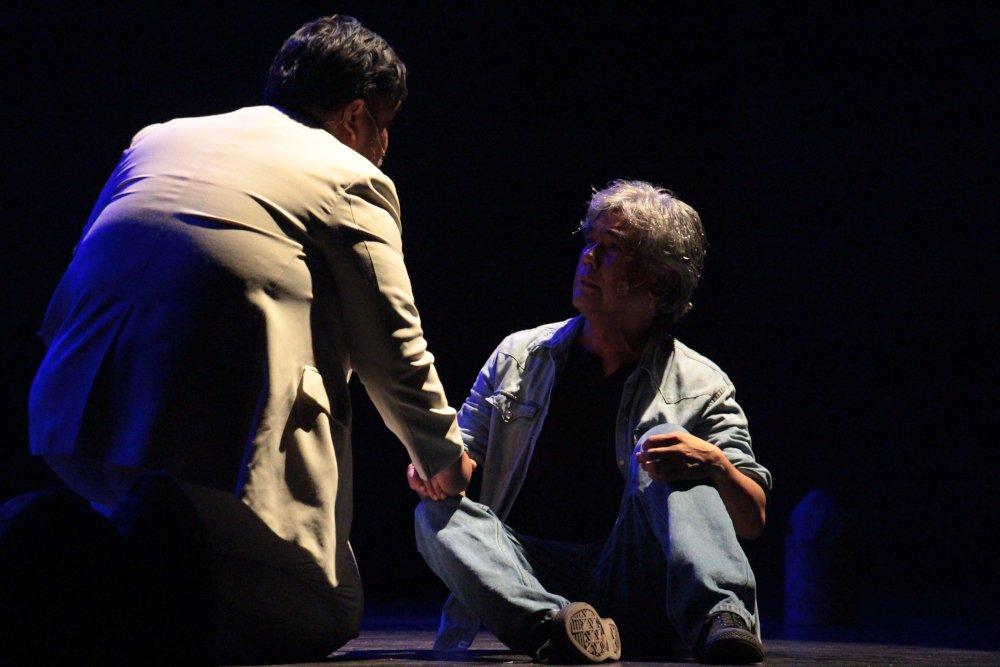 Luis and Junyee. (Photo by Jun Madrid)