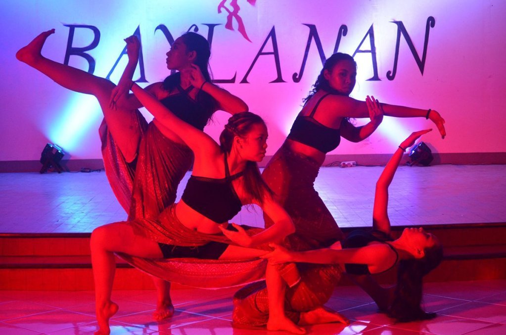 "During the UP Mindanao Dance Ensemble's 19th anniversary dance-concert, ""Baylanan"", held last May 2018. Photo from Ira Apra, UPMinDE."