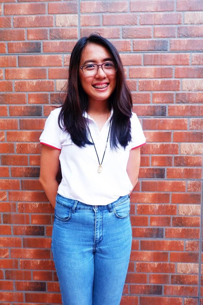 Shergina Alicando Chair, University Student Council UP Cebu