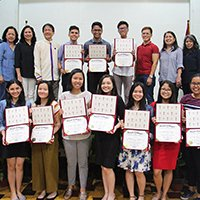 UP welcomes incoming Oblation scholars