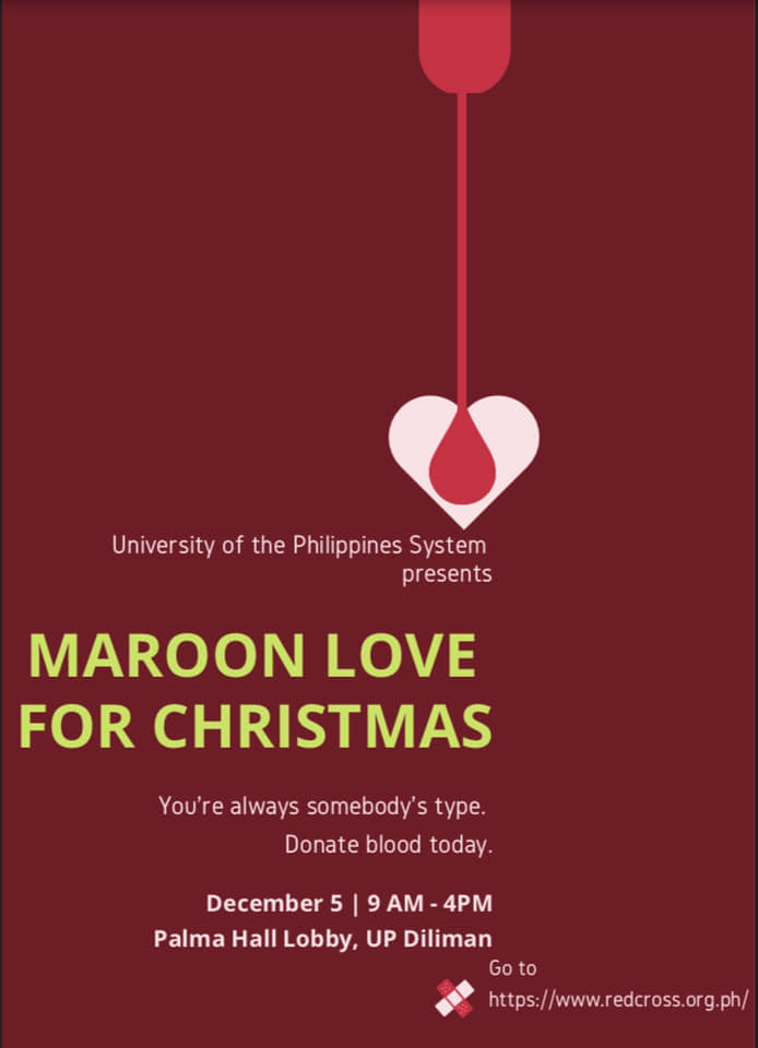 Maroon Love For Christmas on December 5