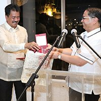 UP honors CHED chair