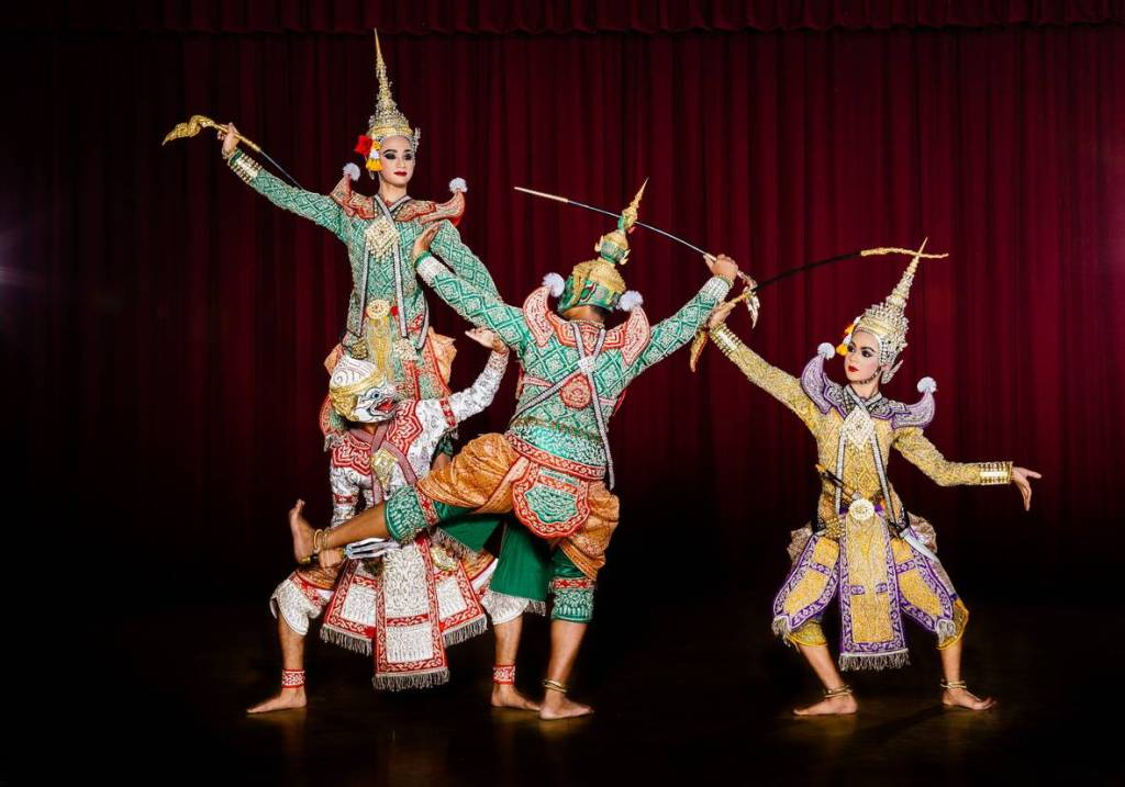Angthong College of Dramatic Arts 1