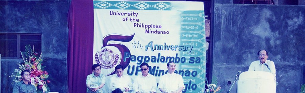 Behind the scenes of the birth of UP Mindanao