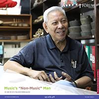"Music's ""Non-Music"" Man"