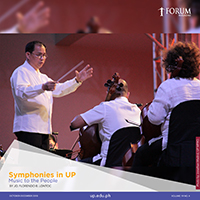 Symphonies in UP Music to the People