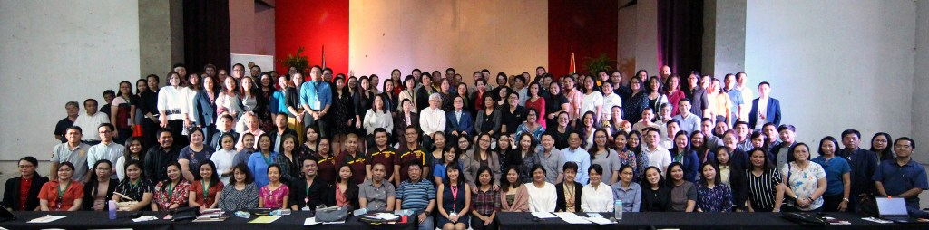 With over a hundred research submissions, the CUPSCON 3 participants packed the UP Visayas auditorium. Photo by Jun Madrid, UP MPRO.