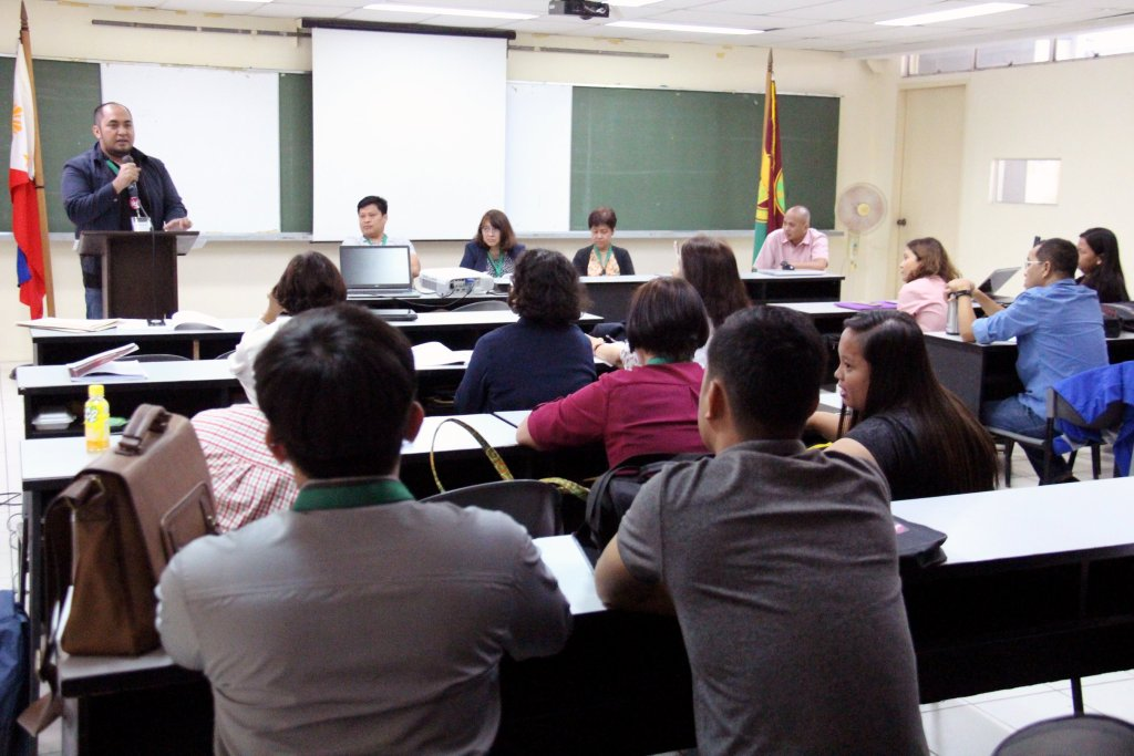 One of the series of parallel sessions during the CUPSCON 3 in UP Visayas. Photo by Jun Madrid, UP MPRO.