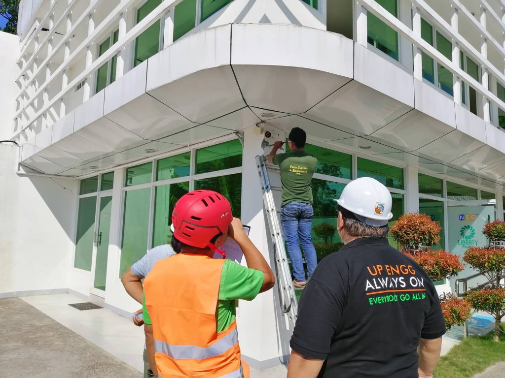 Update on UP's assistance to earthquake-hit communities in Mindanao